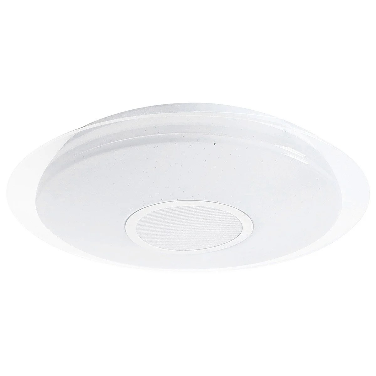 Plafonnier Led Vizzini Ceiling Built In Led Design Vizzini White 1 X 22 W Inspire