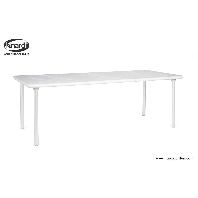Table Jardin Pvc Blanc | Barriere Jardin Pvc