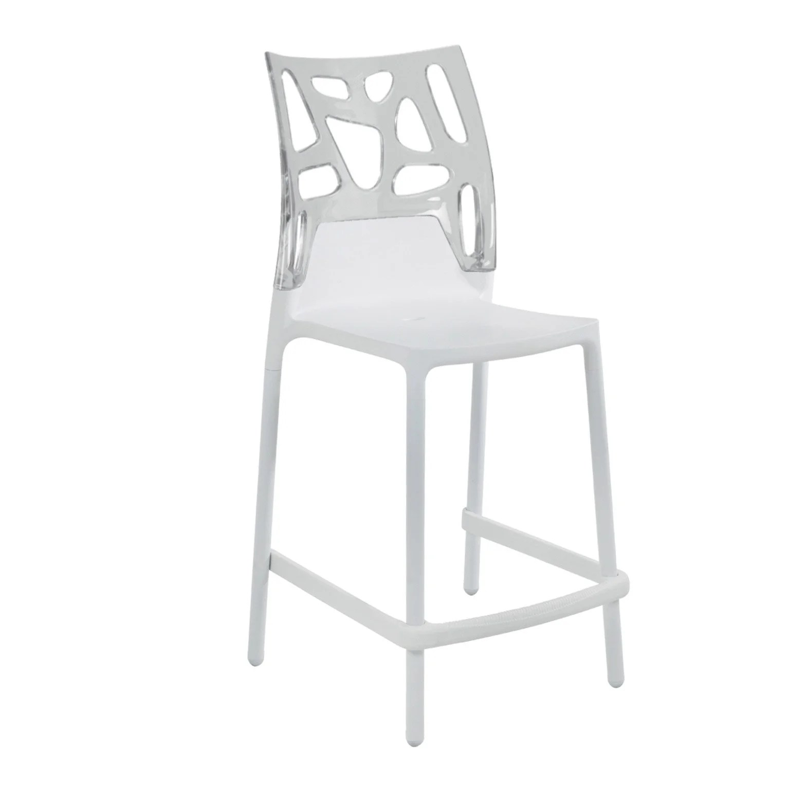 Tabouret De Bar Plastique Transparent Tabouret De Bar Design Plastique Transparent Vickie