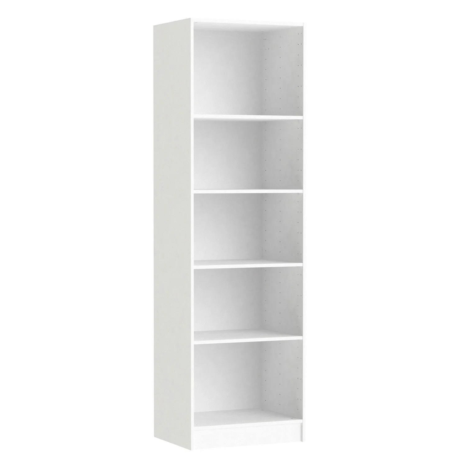 Castorama Caisson Dressing Caisson Spaceo Home Blanc H 200 X L 60 X P 45 Cm
