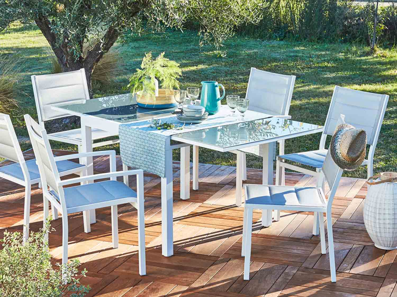 Leroy Merlin Table De Jardin Salon De Jardin Table Et Chaise Leroy Merlin