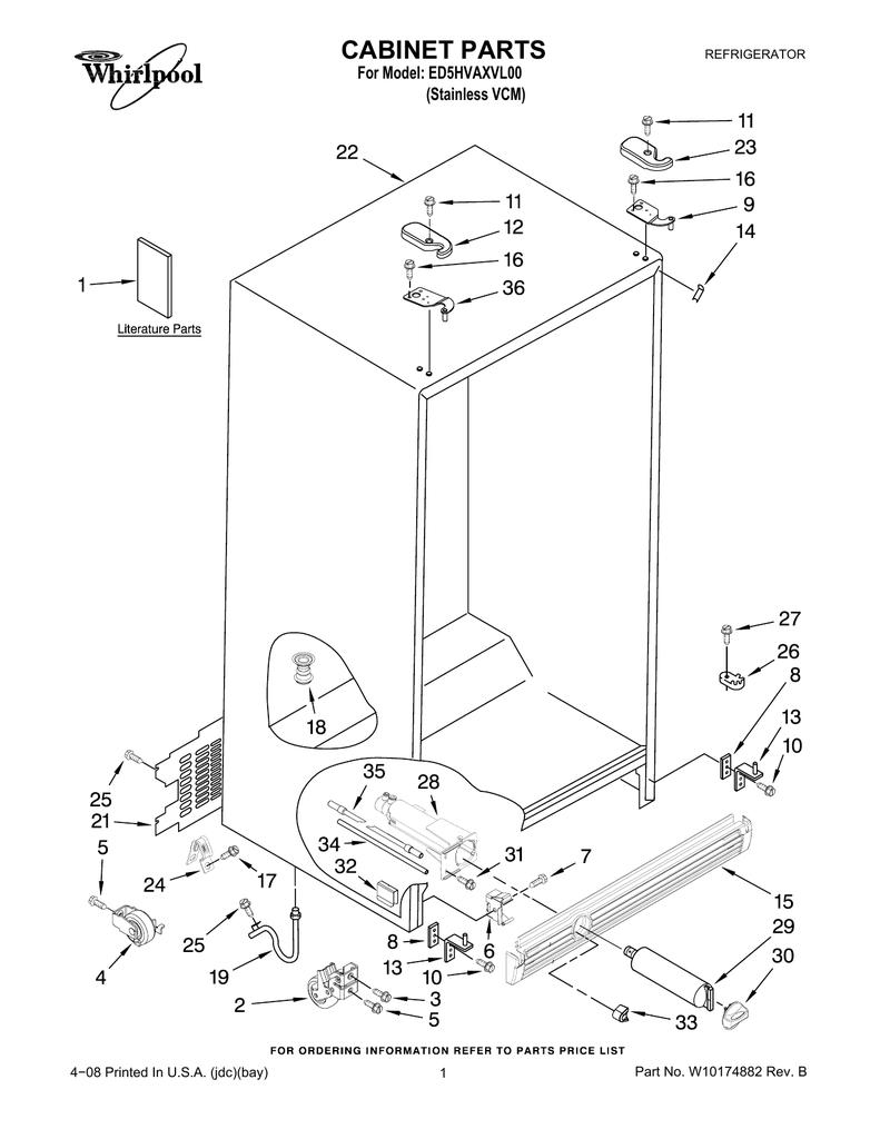 whirlpool 2315544 wiring schematic