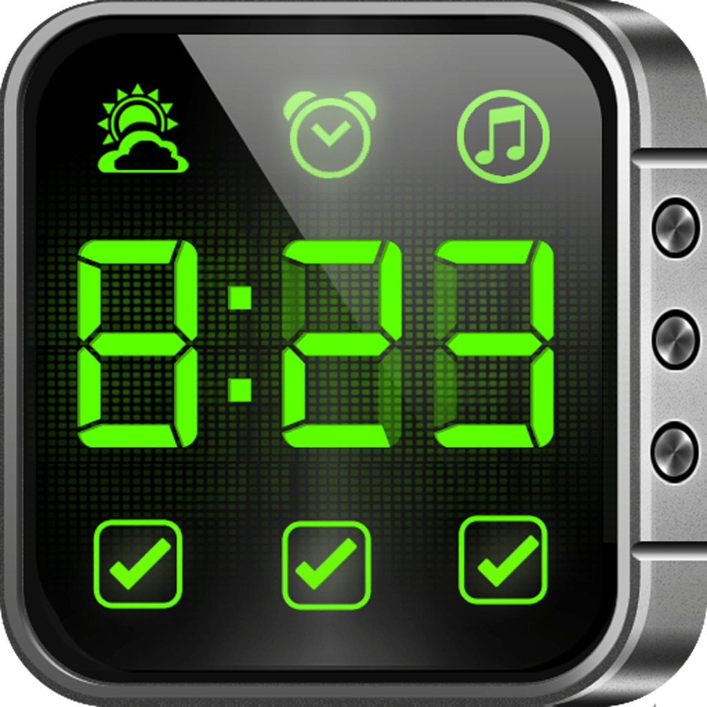 Awesome Digital Clocks Today 39s Apps Gone Free Ballaholic Facinate Halloween