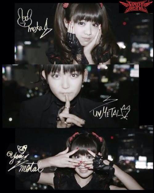 Moametal Wallpaper Cute Babymetal Anime Amino