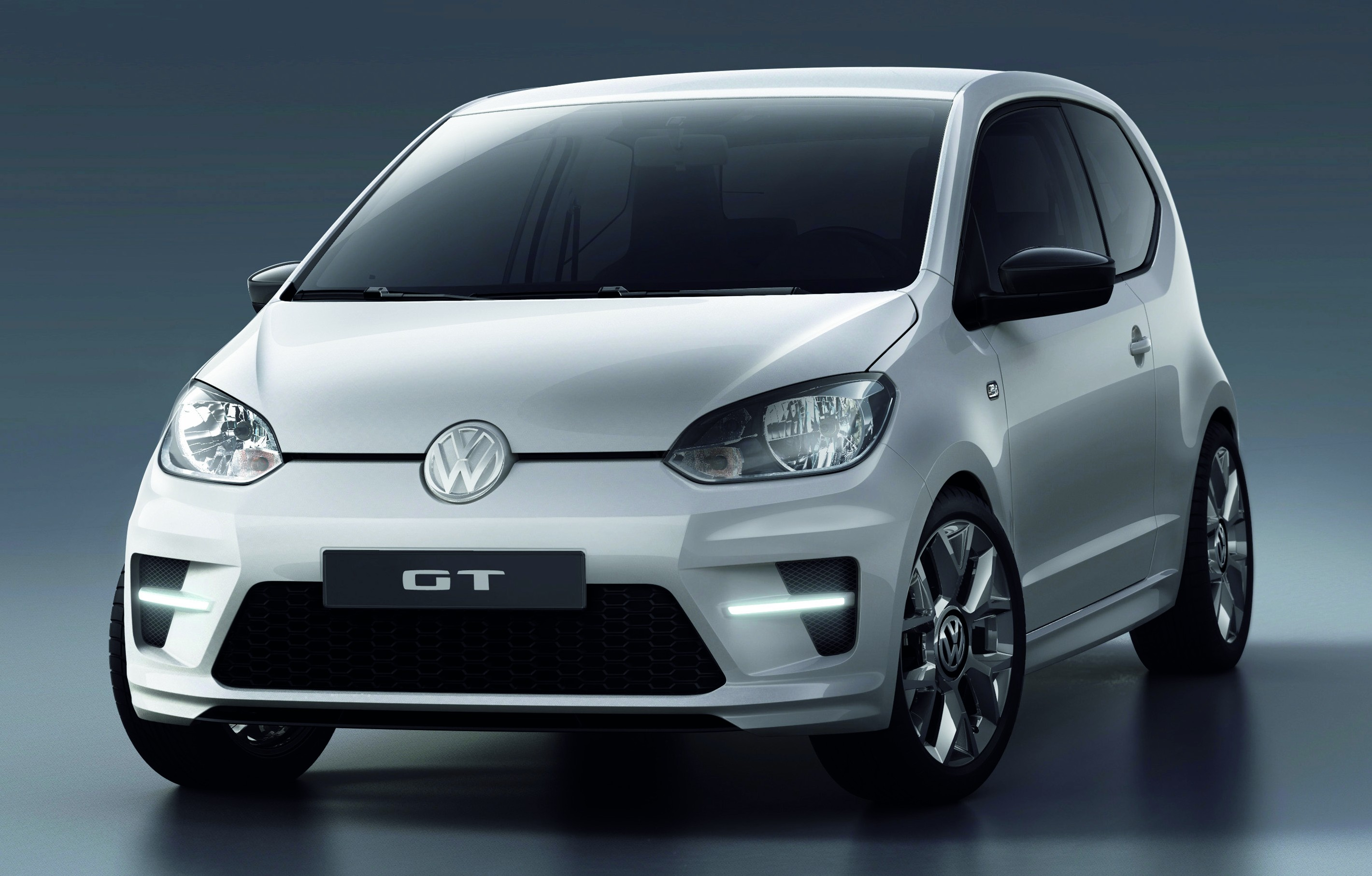 Fiat Braunschweig Volkswagen Up Gti Hinted Rival To Fiat Abarth 595