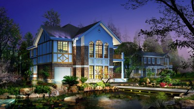 Beautiful House Wallpapers | Best Wallpapers