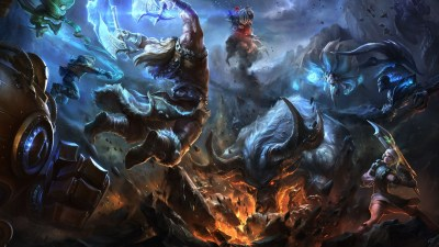 League of Legends HD Wallpapers | Best Wallpapers