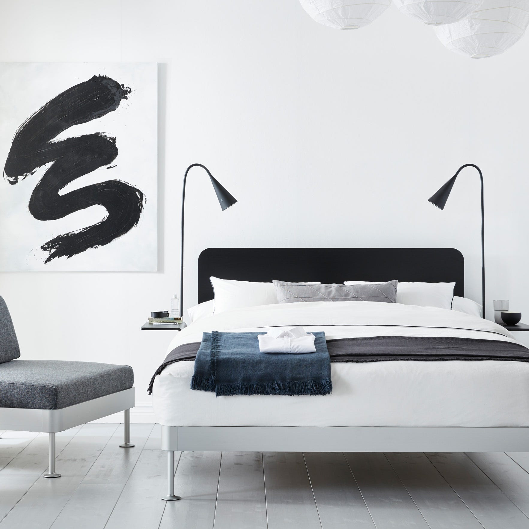 Fold Away Bed Ikea Ikea And Tom Dixon Release Delaktig Customizable Bed