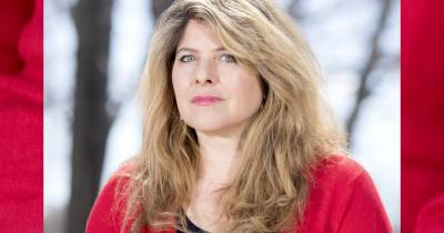 Naomi Wolf Author of Beauty Myth Unstyled Podcast