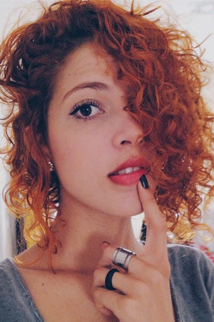 Natural Colors Ice Naturally Curly Best Hair Colors For Curly Hair