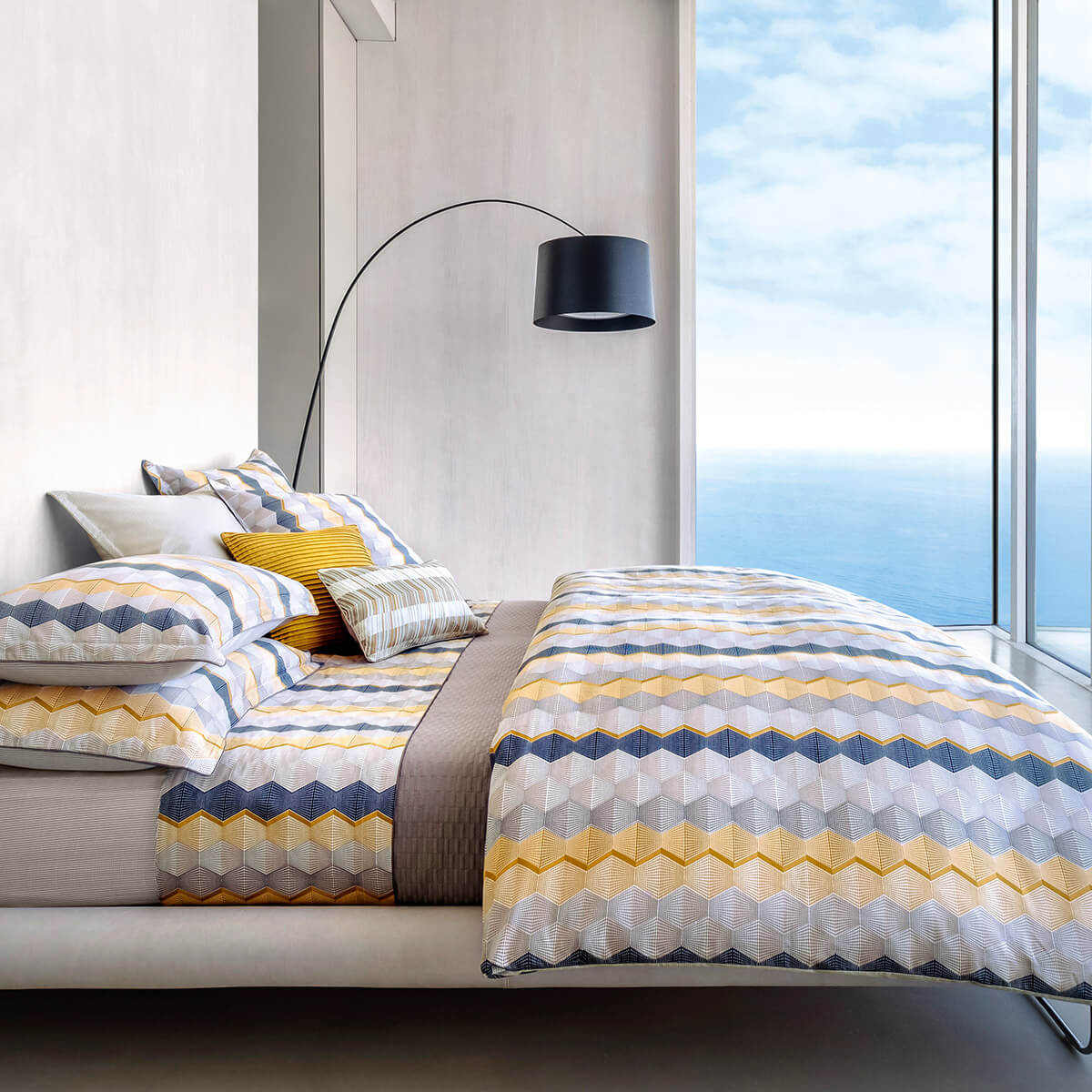 Hugo Boss Volumn Clay Duvet Cover Thehut Com