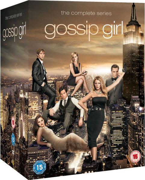 Gossip Girl Season 5 Wallpaper Gossip Girl Seasons 1 6 Dvd Zavvi Com