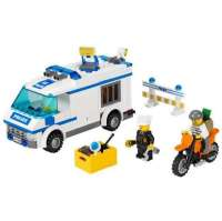 LEGO City: Police Prisoner Transport (7286) | IWOOT