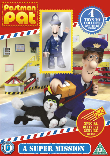 Postman Pat Special Delivery Service A Super Mission