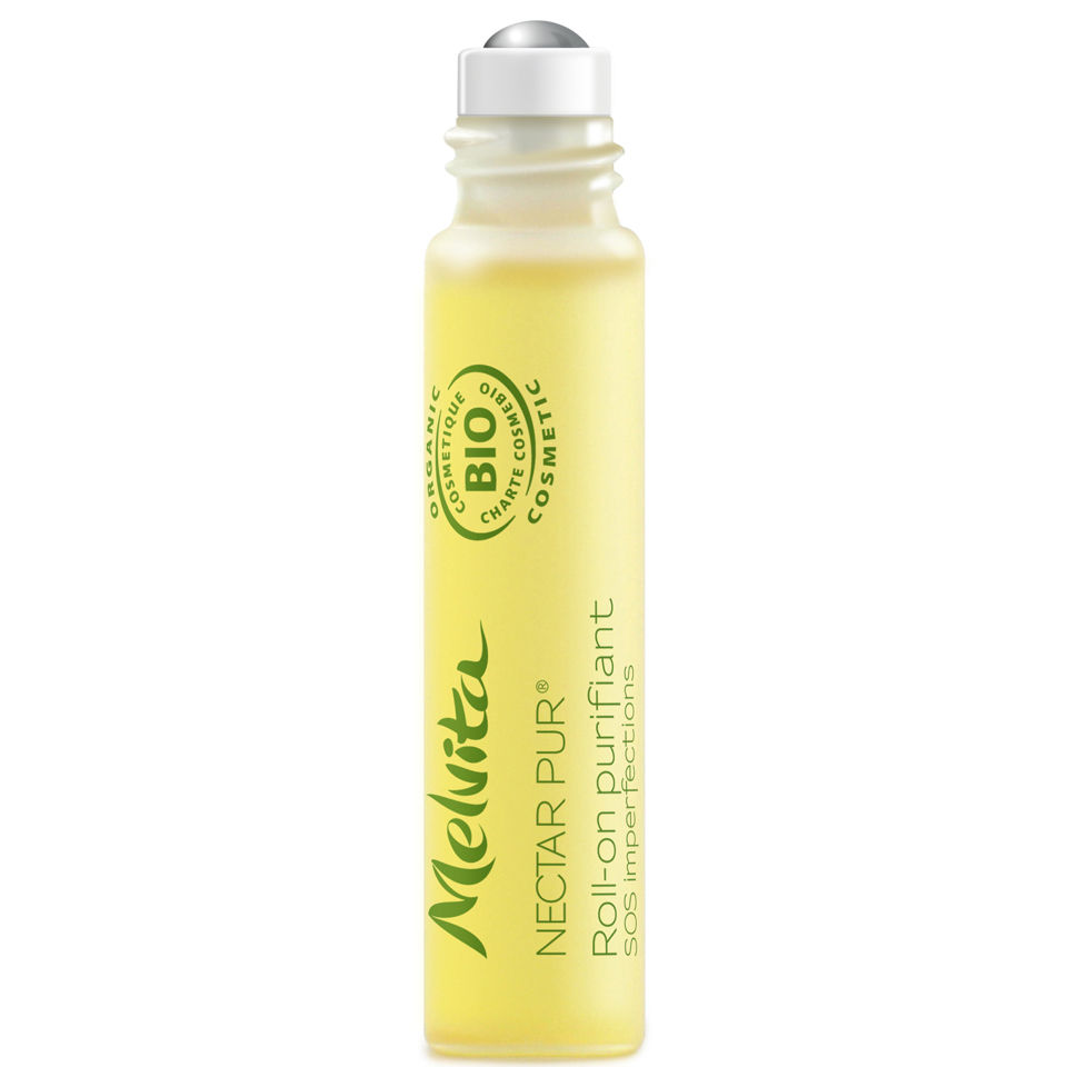 Arte Verde Essential Oil Melvita Nectar Pur Sos Purifying Roll On 5ml