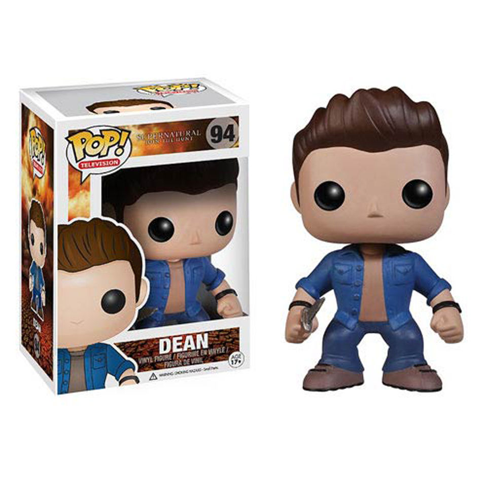 Supernatural Bettwäsche Supernatural Dean Pop Vinyl Figur