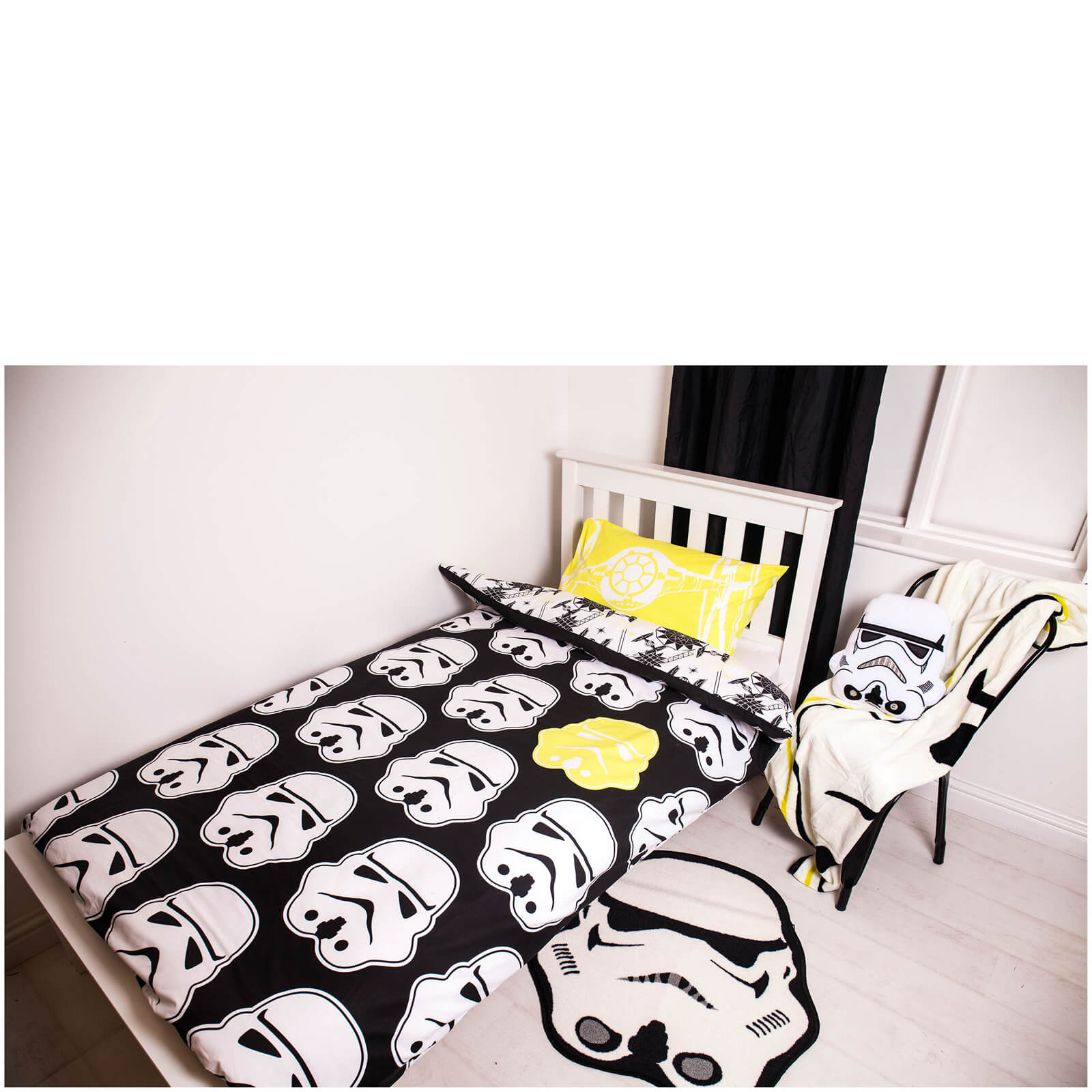 Stormtrooper Bed Sheets Star Wars Classic Stormtrooper Bedroom Bundle Single