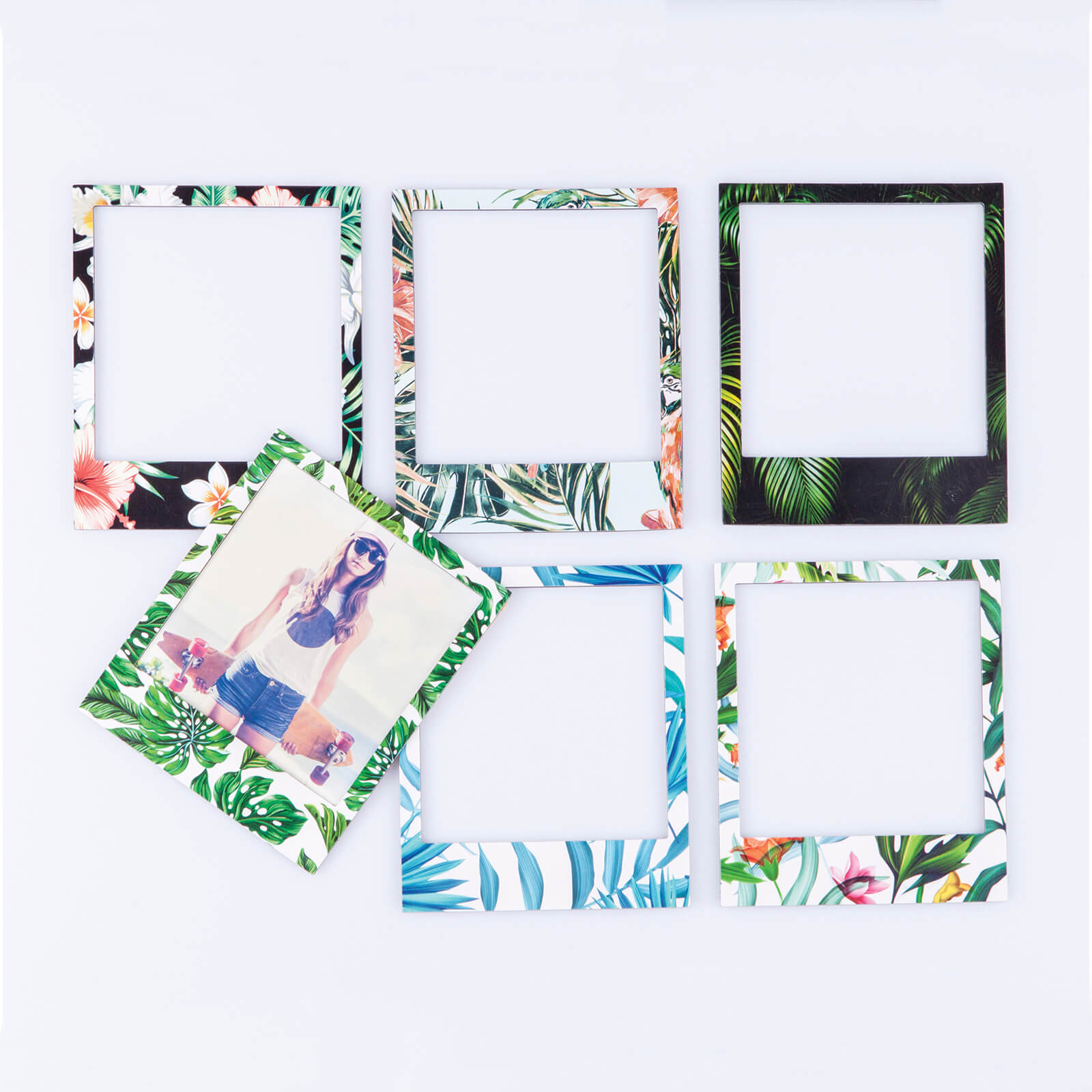 Picture Frames Australia Polaprints Magnetic Frames Tropical