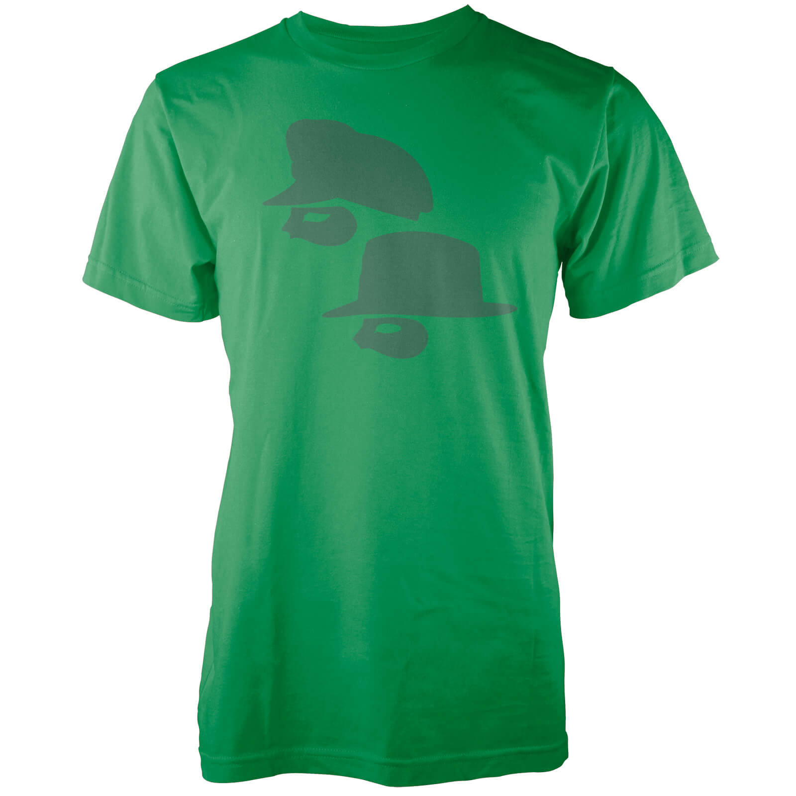Diy Bank Robber Shirt Highway Robbery Men S Green T Shirt
