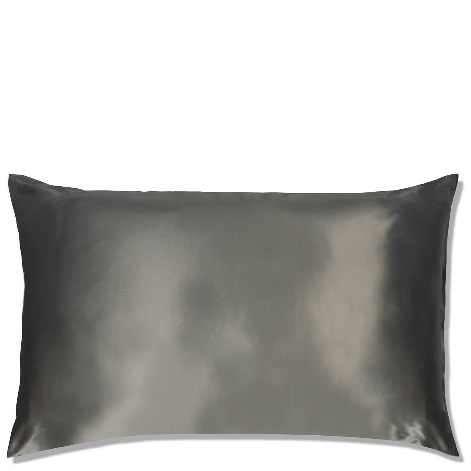 Slip Pillowcase Slip Silk Pillowcase King Charcoal