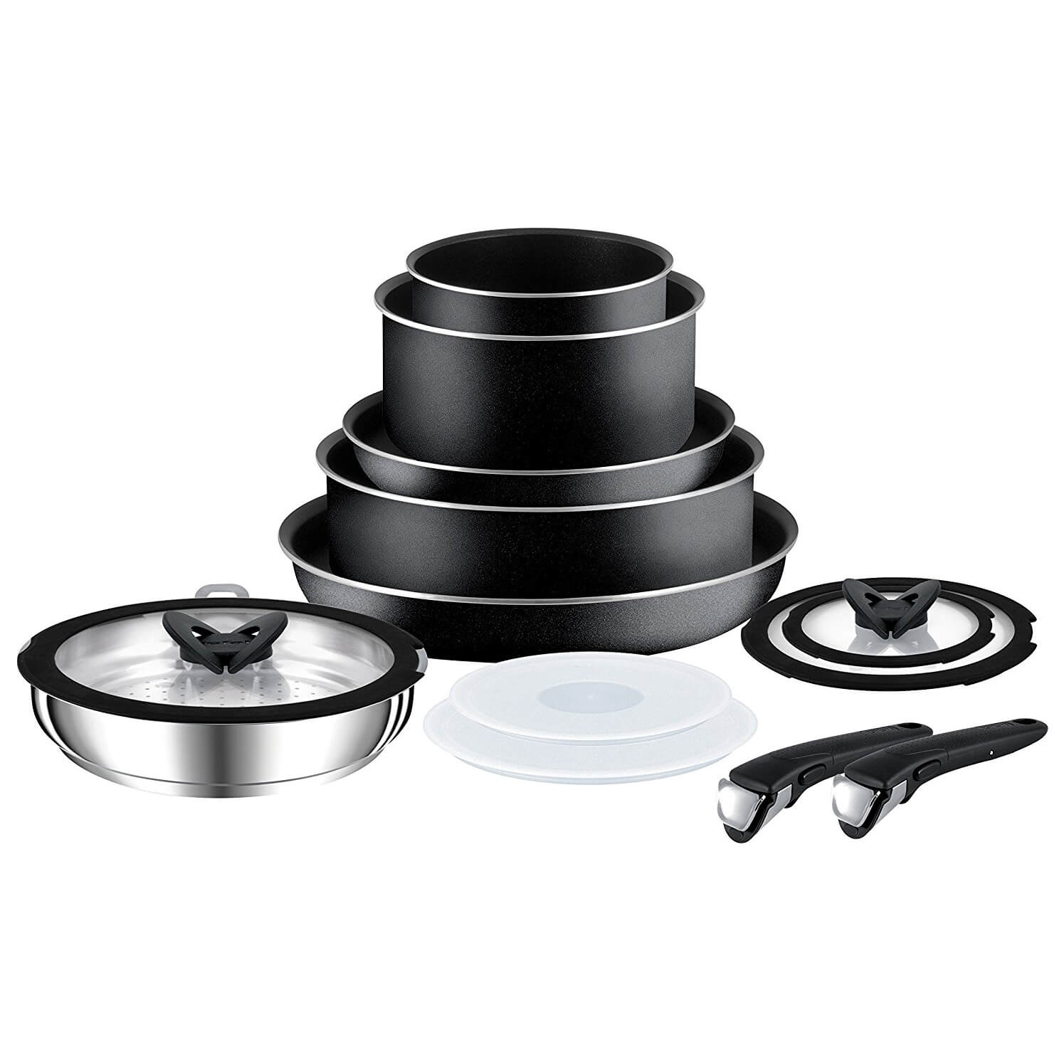 Tefal Pan Set Tefal Ingenio 13 Piece Complete Cookware Set Iwoot