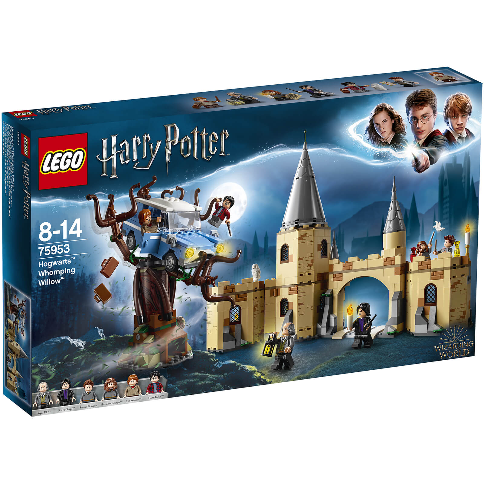 Comprar Libros Harry Potter Baratos Lego Harry Potter Hogwarts Whomping Willow 75953