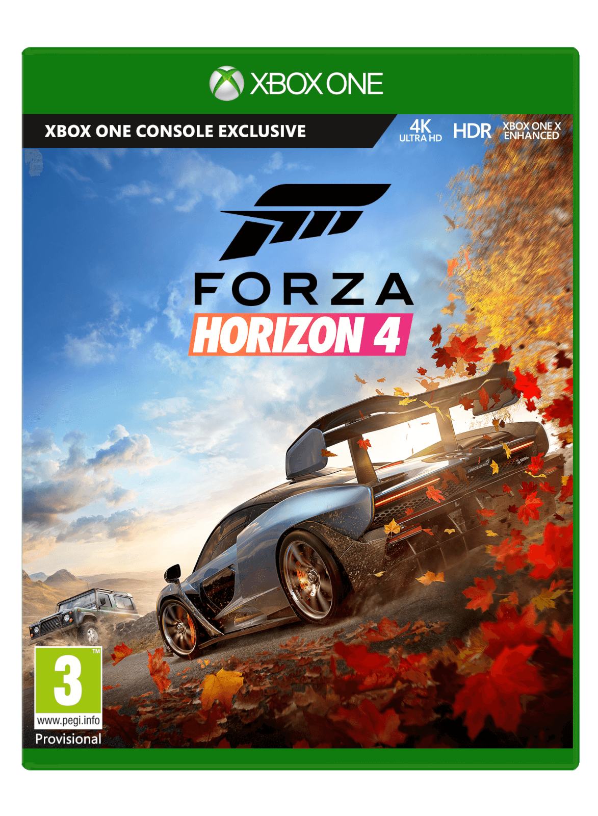 Car Manufacturers With I Forza Horizon 4 Xbox One Zavvi