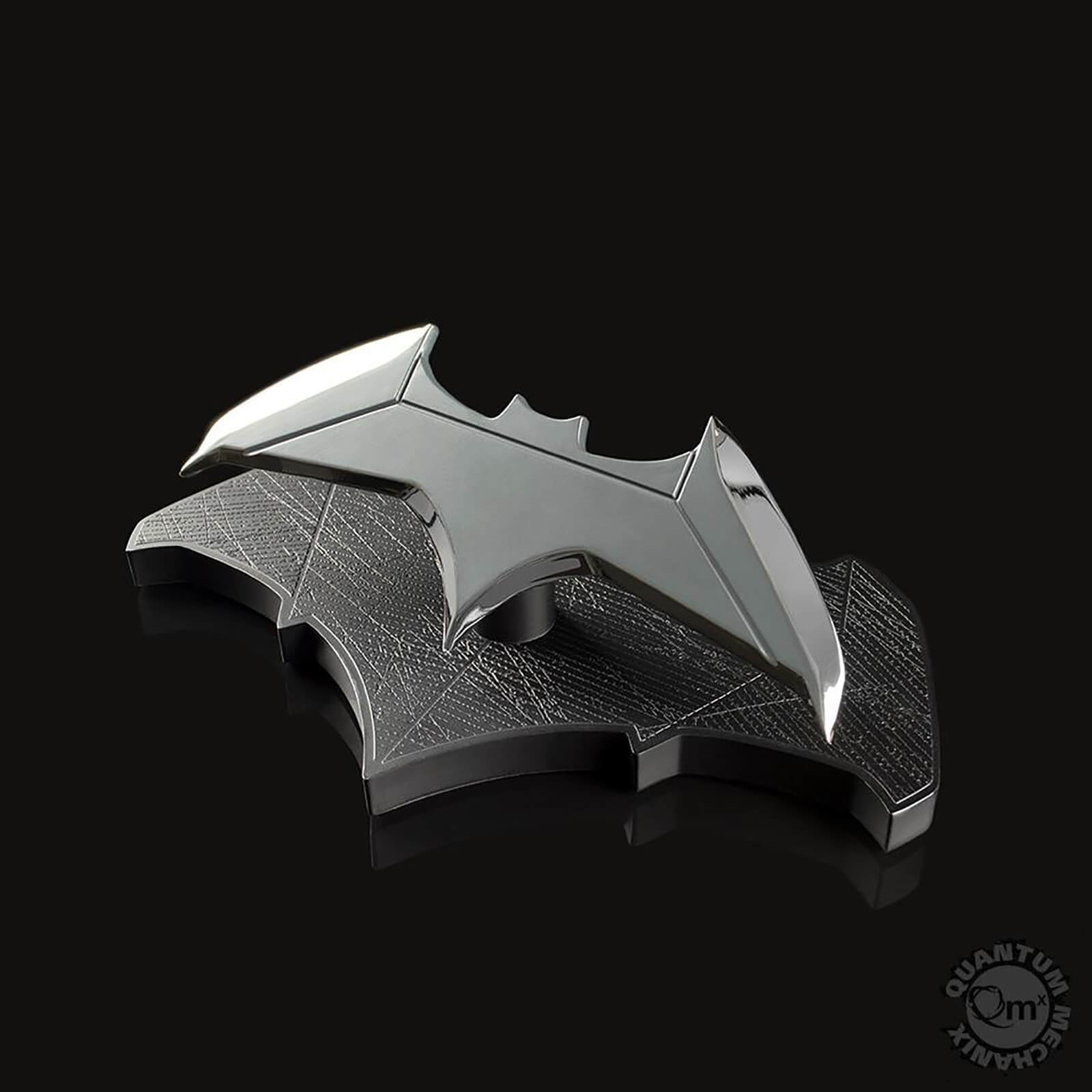 Replica ???? Quantum Mechanix Dc Comics Batman Batarang 1 1 Scale Replica