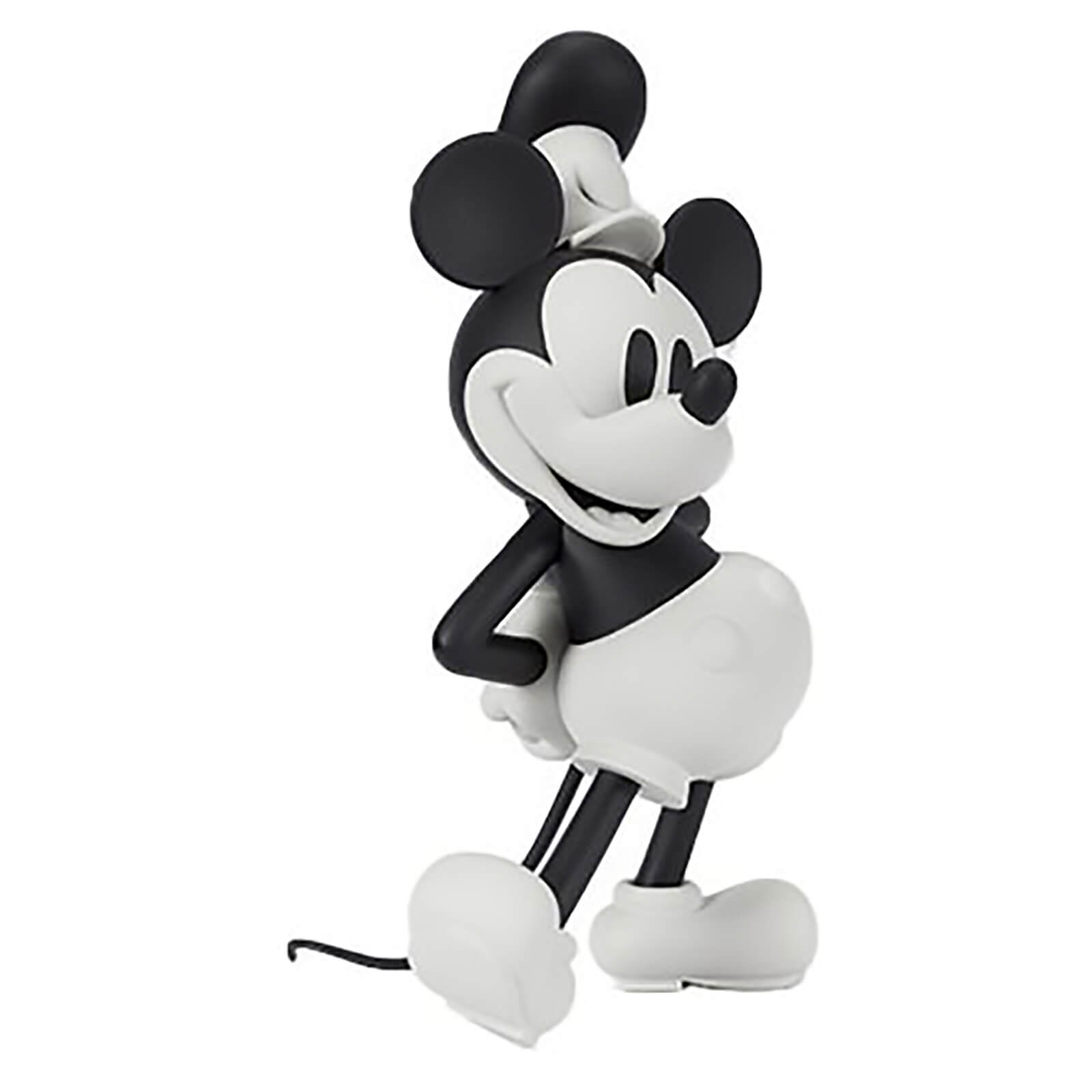 Disney Mickey Bandai Tamashii Nations Disney Mickey Mouse Steamboat Willie 1928 Figuarts Zero Statue 13cm