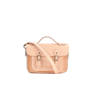 The Cambridge Satchel Company Women's Mini Magnetic Satchel - Peony Peach