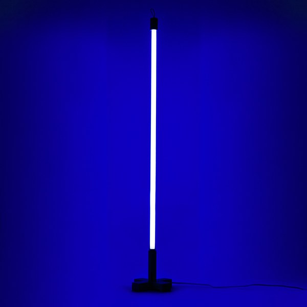 Fluorescent Lamp Seletti 'linea' Neon Fluorescent Lamp - Blue - Free Uk