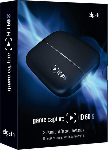 New 3d Wallpaper Hd Elgato Gaming Game Capture Hd60s Games Accessories Zavvi Com