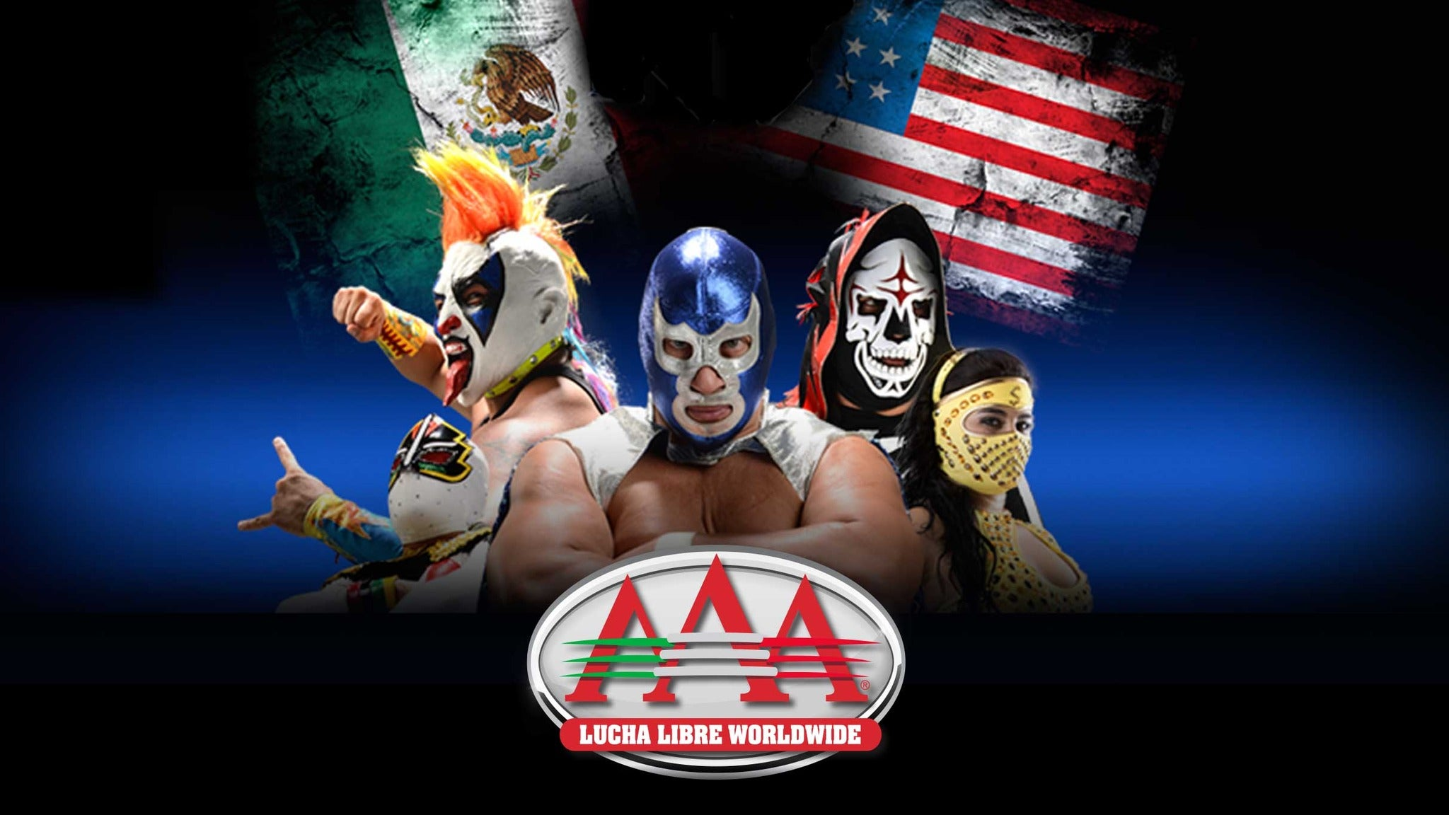Lucha Libre Aaa Lucha Libre Aaa Tickets Wrestling Event Tickets Schedule Ticketmaster