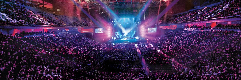 Mohegan Sun Arena - Uncasville Tickets, Schedule, Seating Chart