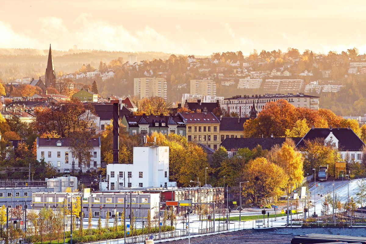 Norwegian Oslo Cheap Flights To Oslo