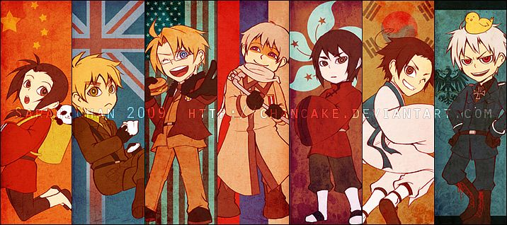 Axis Powers Hetalia Image #902467 - Zerochan Anime Image Board