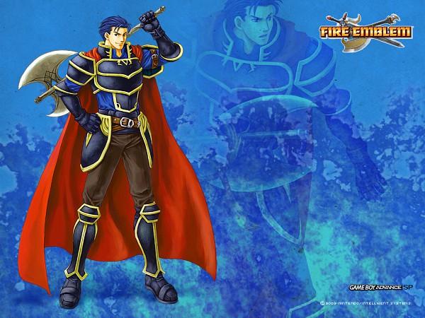 Www Animation Wallpaper Com Hector Fire Emblem Fire Emblem Rekka No Ken