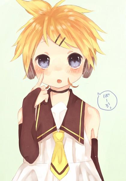 Cute Baby Girl Child Wallpaper Kagamine Len Len Kagamine Vocaloid Image 973004