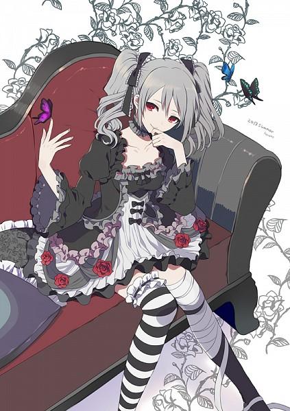 Anime Ecchi Girls Wallpaper Kanzaki Ranko The Idolm Ster Cinderella Girls Mobile