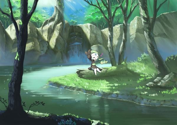 Disney Cute Kawaii Wallpaper Meloetta Pok 233 Mon Image 1827658 Zerochan Anime Image