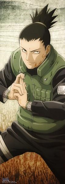 Wallpaper 3d Naruto Nara Shikamaru Naruto Zerochan Anime Image Board