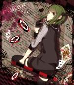 Anime Poker Face