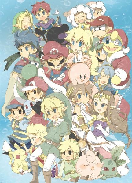 Nana Anime Wallpaper Super Smash Bros Mobile Wallpaper 1305872 Zerochan