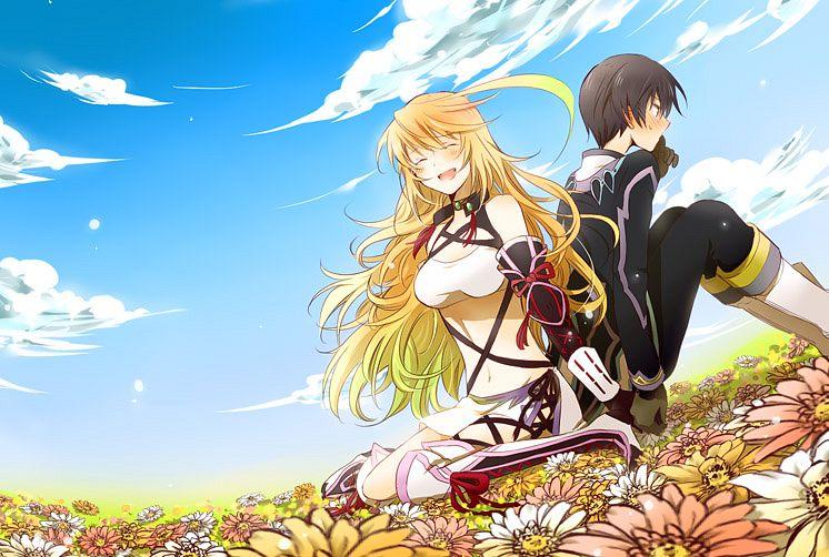 tales of xillia anime