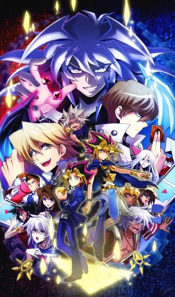 Yugioh Wallpaper For Iphone Yu Gi Oh Duel Monsters Zerochan Anime Image Board