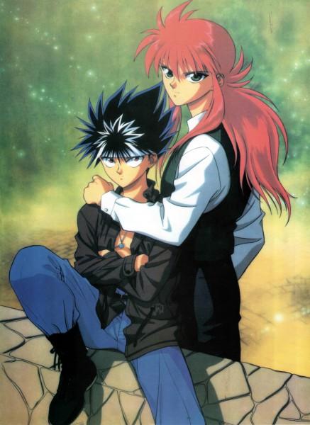 Anime Wallpaper Site Yu Yu Hakusho Togashi Yoshihiro Mobile Wallpaper