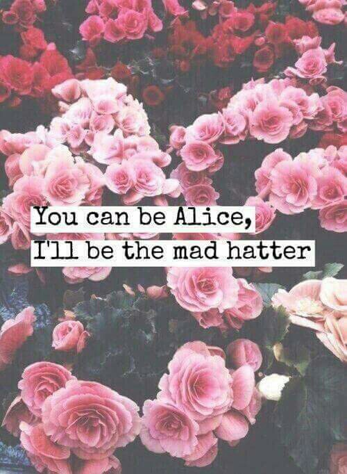 Iphone Wallpaper Quote Pink Cry Baby Mad Hatter Melanie Martinez Image 4373930 By