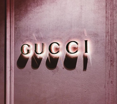 Rich Quotes Wallpaper Pink Wallpaper Gucci ό We Heart It Image