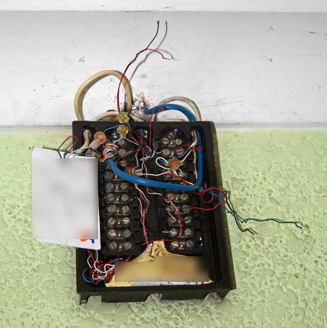 Tremendous Old Telephone Wiring System Akumal Us Wiring 101 Capemaxxcnl