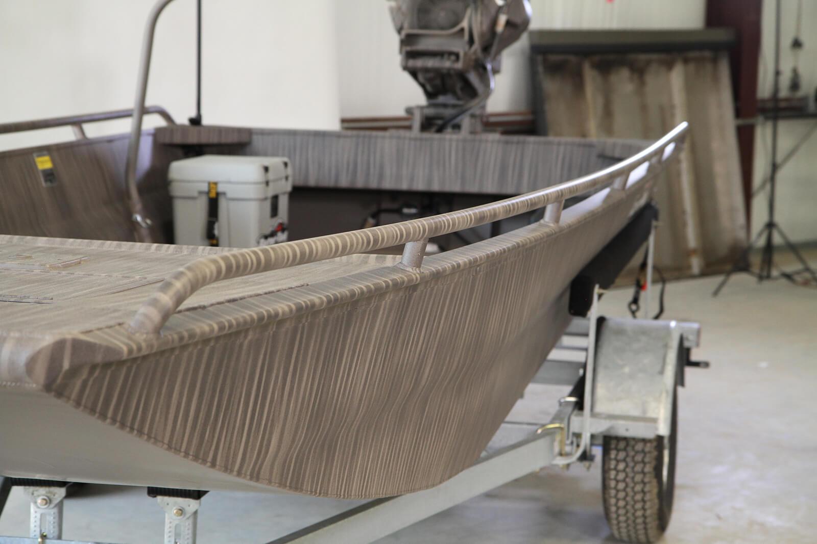 Gator Series Surface Drive Boats Gatortail Mud Motors
